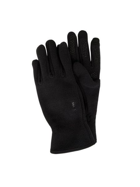 Czarny rękawiczki Barts