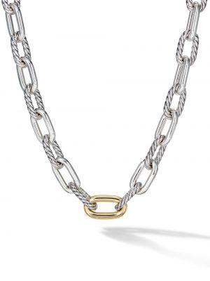 Ожерелье - желтое David Yurman