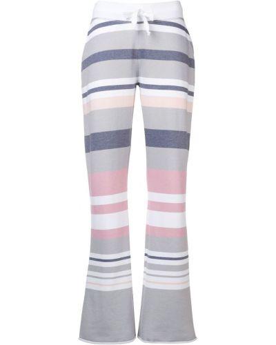 Спортивные брюки с поясом с воротником Juvia