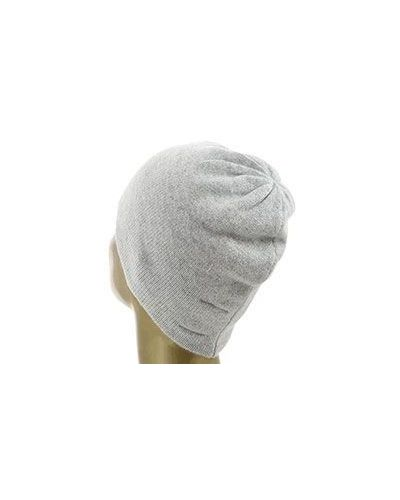 Серая шапка Not Shy