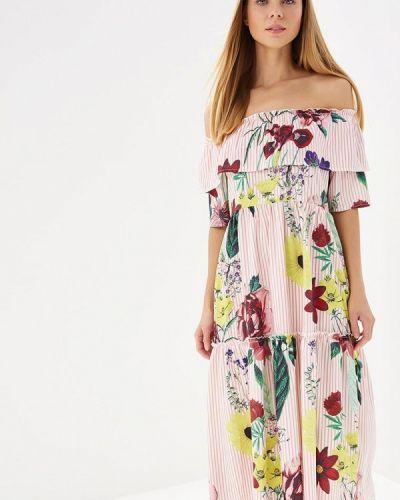 Розовое платье весеннее Care Of You