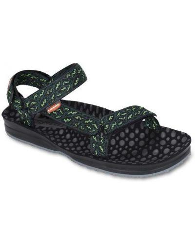 Спортивные сандалии трекинговые зеленый Lizard