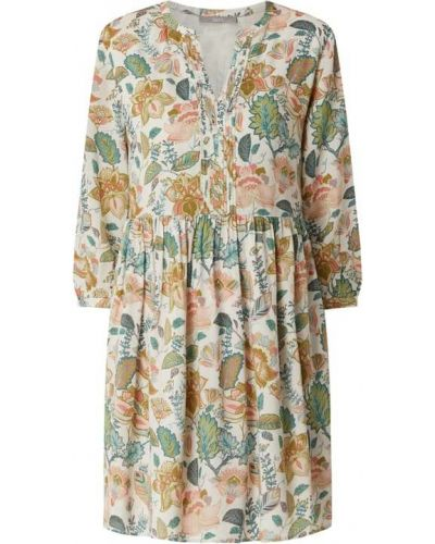 Beżowa sukienka rozkloszowana Jake*s Collection