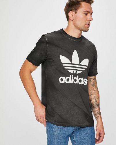 Футболка с принтом прямая Adidas Originals