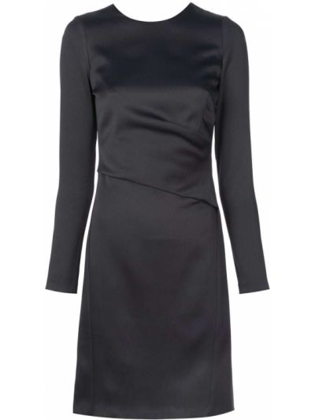 Приталенное платье макси Amsale