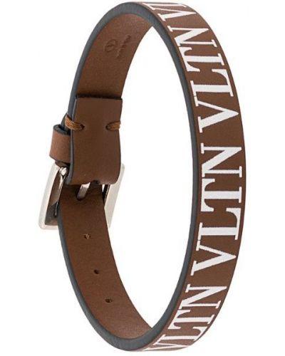 Браслет коричневый Valentino