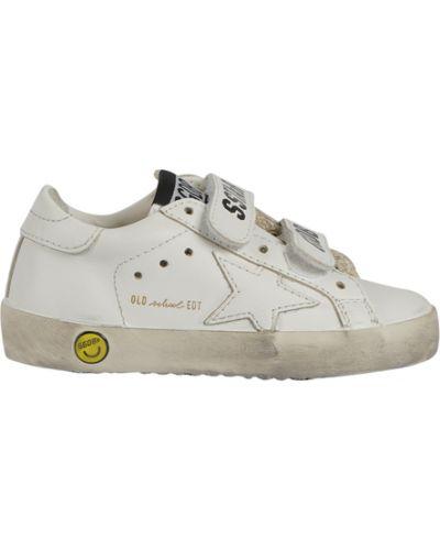 Sneakersy niskie - białe Golden Goose