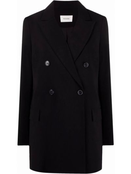 Пиджак оверсайз - черный Holzweiler