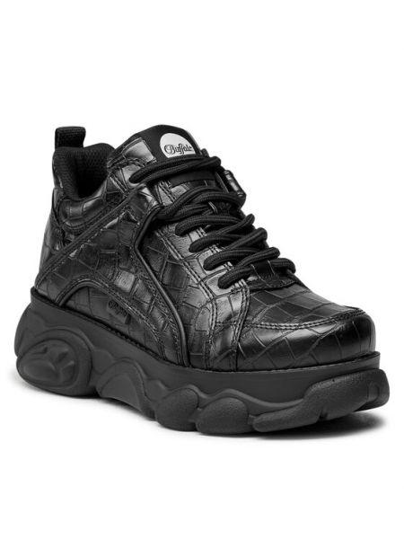 Sneakersy - czarne Buffalo