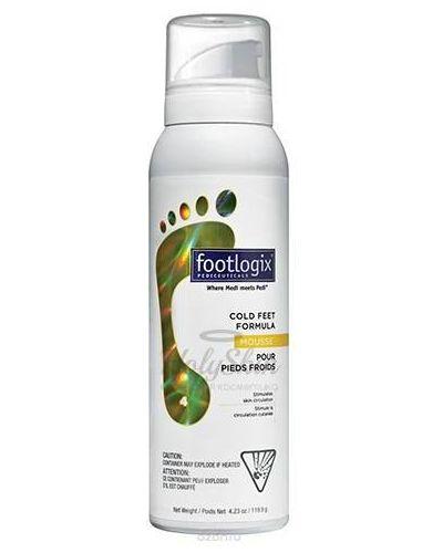 Мусс для ног Footlogix