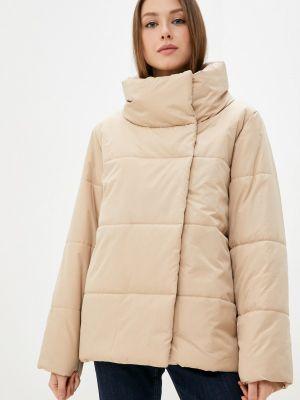 Утепленная куртка - бежевая Vera Nicco