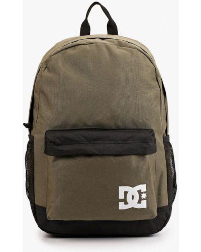 Рюкзак из полиэстера - хаки Dc Shoes