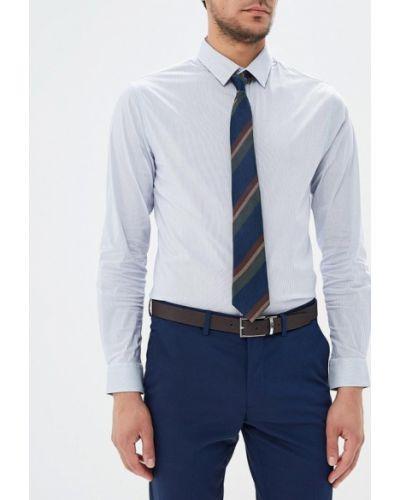 Голубая рубашка Celio