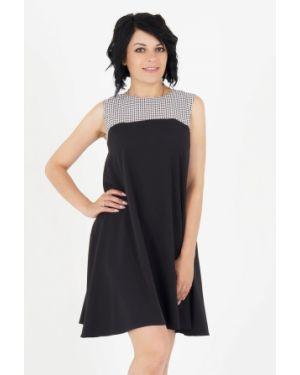 Платье платье-сарафан с рукавами Ajour