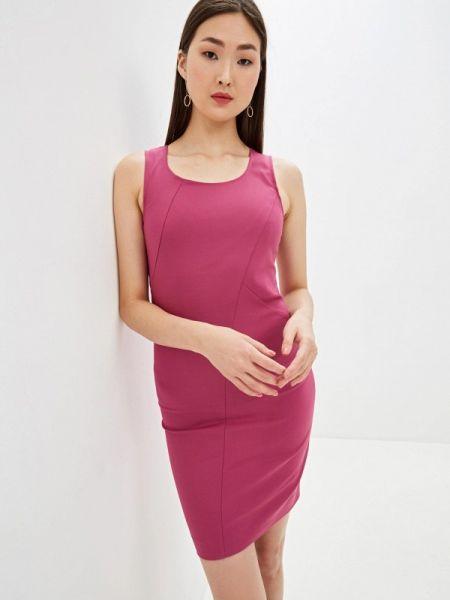Розовое платье-футляр Patrizia Pepe