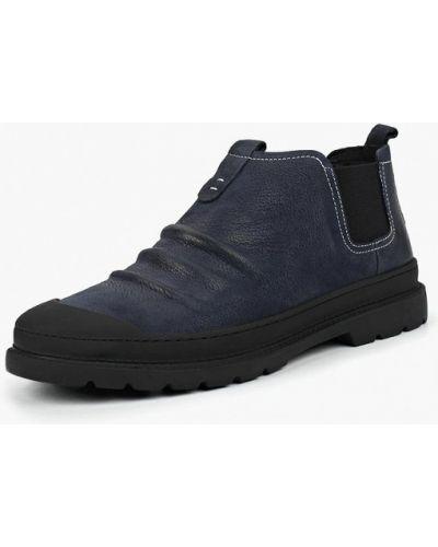 Ботинки челси осенние кожаные Dino Ricci Trend