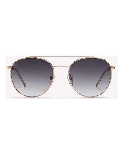 Złote okulary Marc O Polo