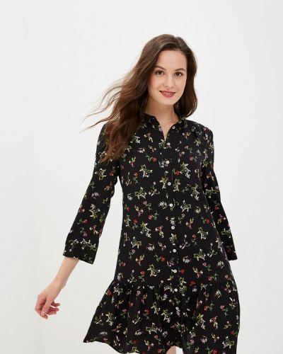 Платье - черное Prio