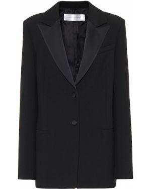 Классический пиджак сатиновый Victoria, Victoria Beckham