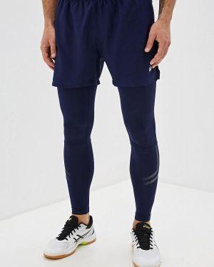 Спортивные шорты синий Asics