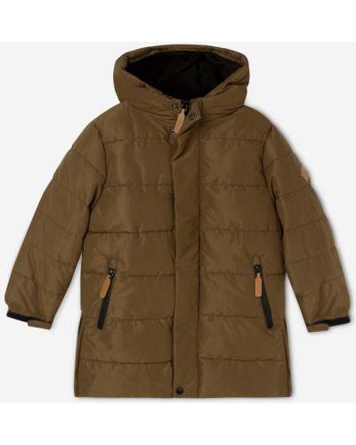 Джинсовая куртка хаки Gloria Jeans