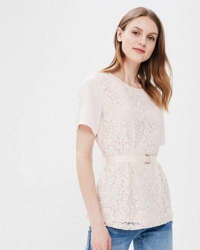 Розовая кружевная блузка Incity