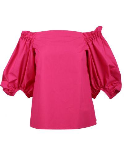 Różowa bluzka Suoli