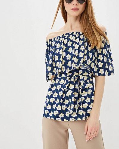Блузка - синяя Tutto Bene