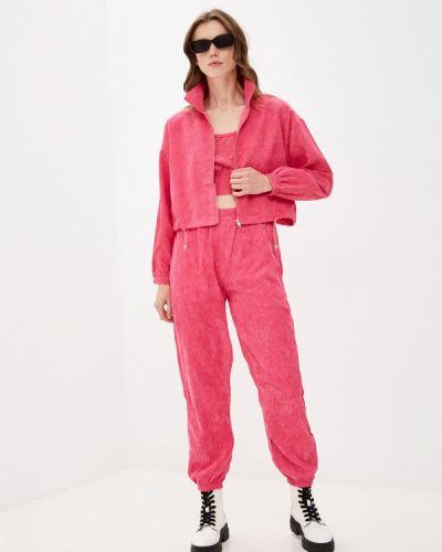 Хлопковый костюм - розовый Fresh Cotton