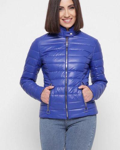 Синяя демисезонная куртка Carica&x-woyz