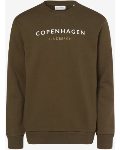 Zielona bluza Lindbergh
