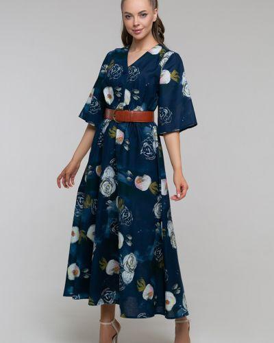 Расклешенное платье Петербургский Швейный Дом