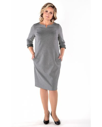 Платье макси в полоску платье-сарафан Virgi Style