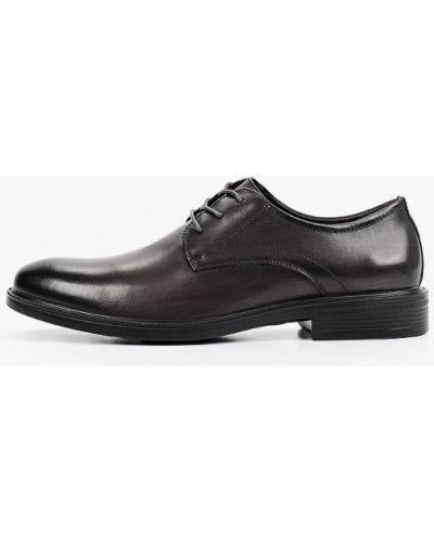 Серые туфли осенние Mascotte