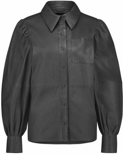 Czarna bluzka Ibana