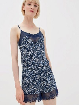 Пижама - синяя Deseo