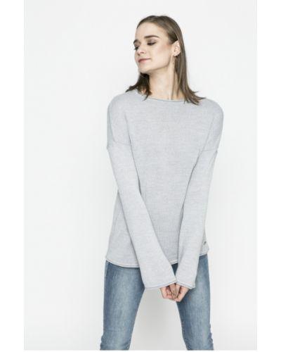 Серый свитер Mustang
