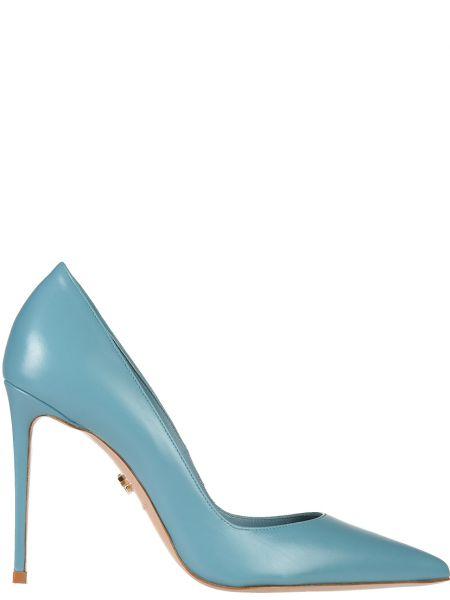 Туфли на каблуке кожаные Le Silla