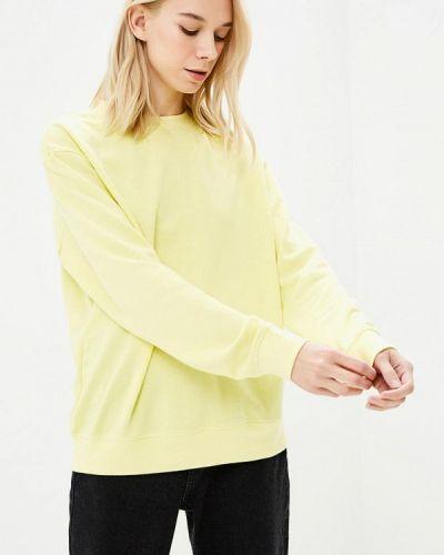 Желтый свитшот твое