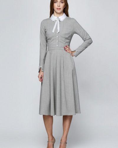 Платье осеннее прямое Ornato