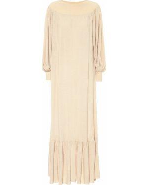 Вязаное платье миди Ryan Roche