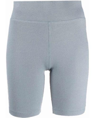 Трикотажные шорты - синие Rag & Bone