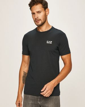 Koszula na gumce z wzorem Ea7 Emporio Armani