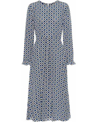 Платье миди шелковое модерн 's Max Mara