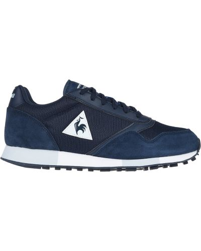 Кроссовки замшевые синий Le Coq Sportif