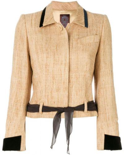 Пиджак винтажный John Galliano Pre-owned