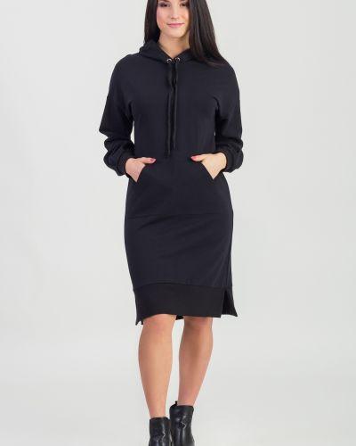 Платье с капюшоном через плечо Lacywear