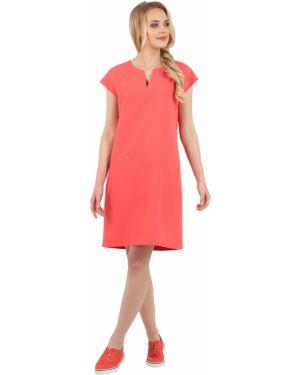 Летнее платье платье-сарафан с вырезом Zip-art