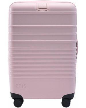 Różowa torebka Beis