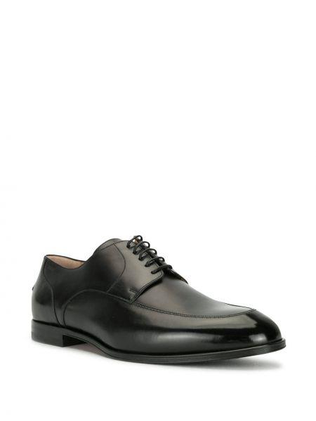 Туфли на каблуке - черные Bally
